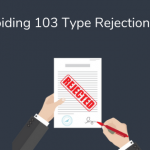 Avoiding 103 type rejection PQAI